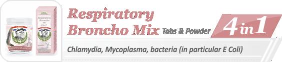 Respiratory Broncho Mix